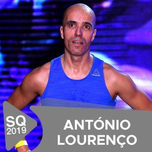 Super Quarterly 2019 | António Lourenço
