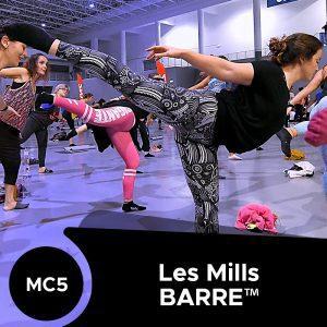 Imagem de Destaque PortugalFi Les Mills BARRE
