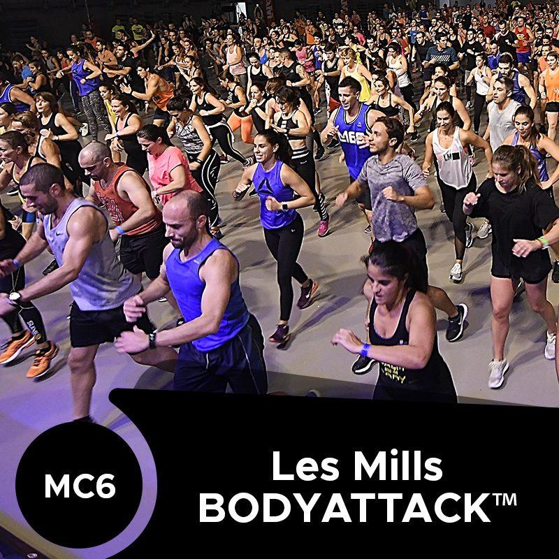 Imagem de Destaque PortugalFi Les Mills BODYATTACK