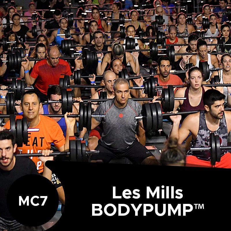 Imagem de Destaque PortugalFi Les Mills BODYPUMP