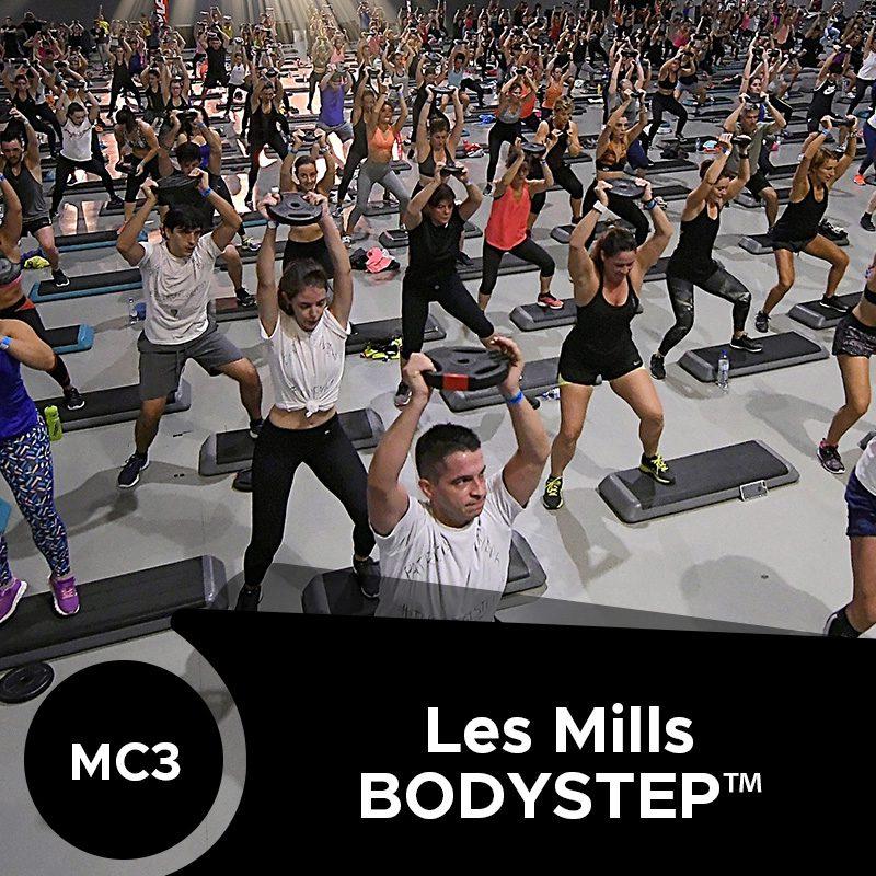Imagem de Destaque PortugalFi Les Mills BODYSTEP