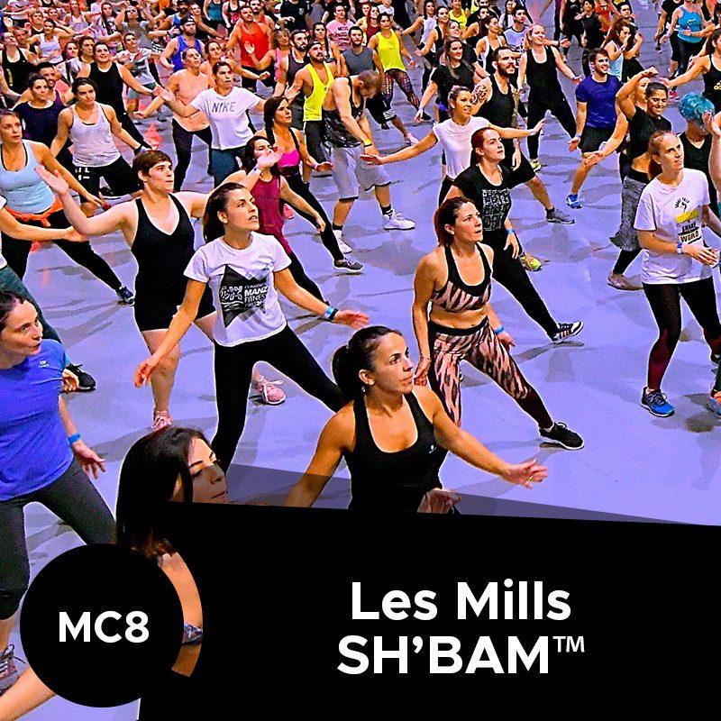 Imagem de Destaque PortugalFi Les Mills SH'BAM