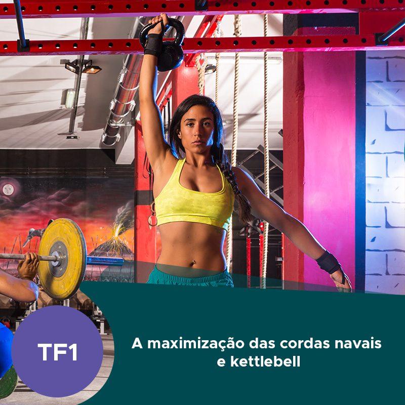 Imagem de Destaque PortugalFit Cordas Navais e Kettlebell