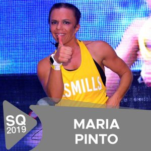 Super Quarterly 2019 | Maria Pinto
