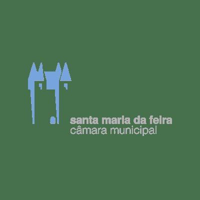 Logo CM Santa Maria da Feira