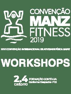Logo Manz Convenção 2019 Créditos