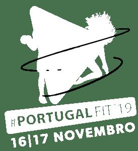 Logo PortugalFit Branco Data
