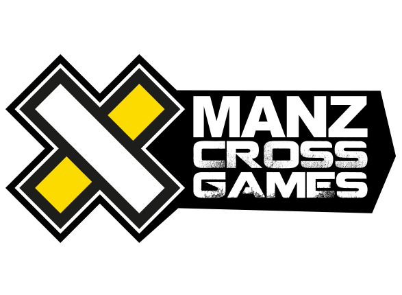 Logo Manz Cross Games